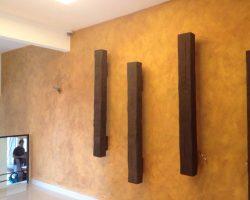 venetian plaster grosso stipple