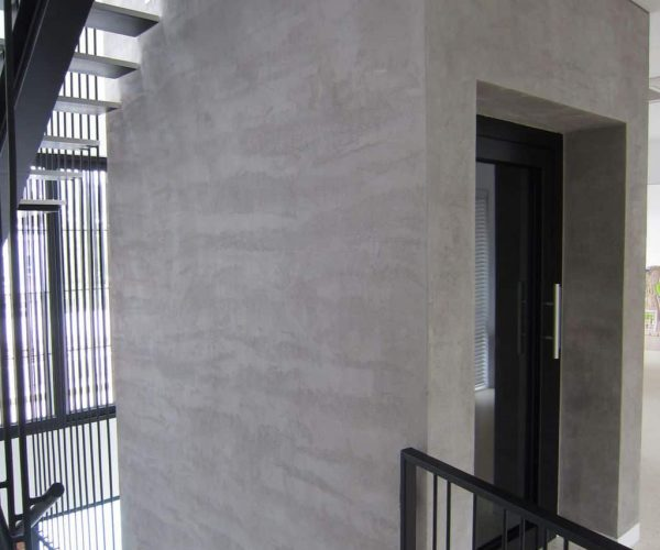 venetian plaster stone traventine